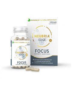 Neubria EDGE Focus Supplement, 60caps