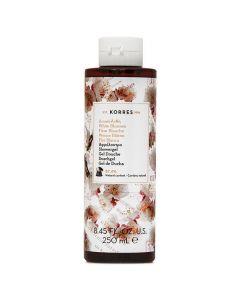 Korres Showergel White Blossom, 250ml
