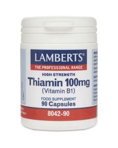 Lamberts Thiamin 100mg, 90caps
