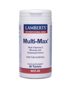 Lamberts Multi-Max®, 60tabs