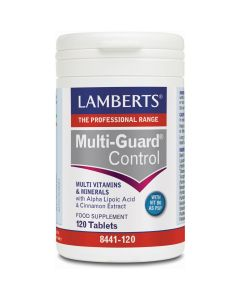 Lamberts Multi-Guard Control, 120tabs