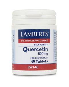 Lamberts Quercetin 500mg, 60tabs