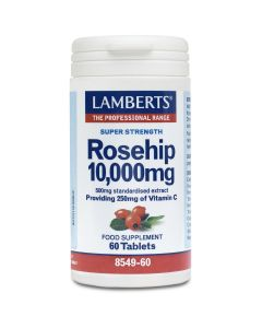 Lamberts Rosehip 10.000mg, 60tabs