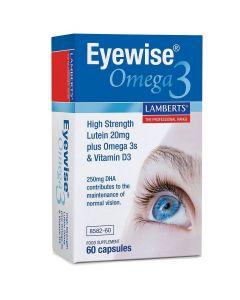 Lamberts Eyewise® Omega 3, 60caps