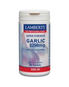 Lamberts Garlic 8250mg, 60tabs