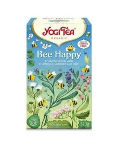 Yogi Tea Bee Happy, 17τμχ