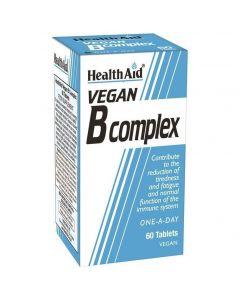 Health Aid Vegan B-Complex, 60veg.caps