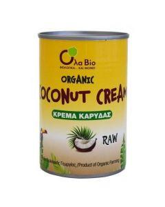 Ola-Bio Κρέμα καρύδας, 400ml