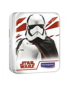 Hansaplast Star Wars Box, 10 x19x55mm & 6x 30x55 mm