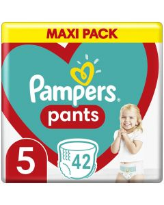 Pampers Pants Maxi Pack No5 (12-17kg), 42τμχ