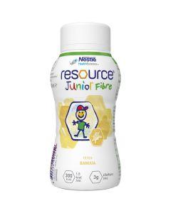 Nestle Resource Junior Fibre Vanilla, 200ml