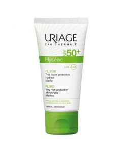Uriage Hyseac Fluide SPF50, 50ml