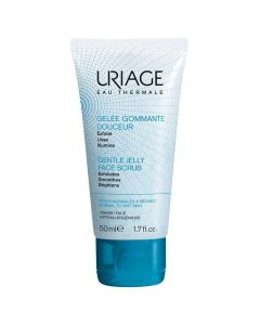 Uriage Eau Thermale Gentle Jelly Face Scrub, 50ml