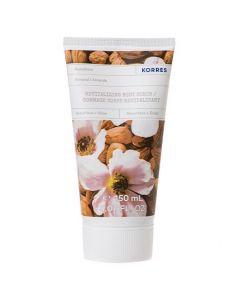 Korres Revitalizing Body Scrub Almond, 150ml