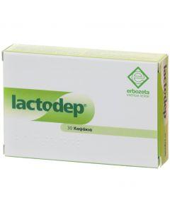 Erbozeta Lactodep, 30caps