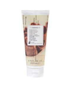 Korres Body Smoothing Milk Vanilla Cinnamon, 200ml