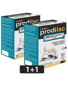 Frezyderm Promo Prodilac Immuno Shield Start, 2x10 Φακελάκια