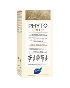 Phyto PhytoColor Blond Extra Clair No 10 Κατάξανθο Πλατινέ Μόνιμη Βαφή Μαλλιών, 1τεμ