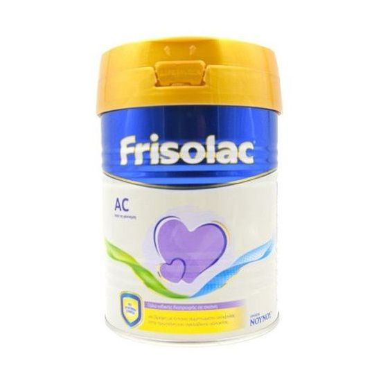 NOYNOY Frisolac AC, για Βρέφη με Αλλεργίες & Κολικούς 400gr