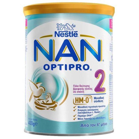 Nestle ΝΑΝ 2 Optipro, 400gr