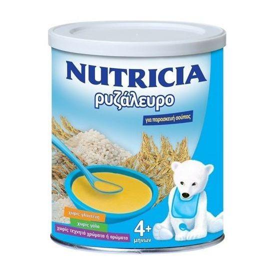 Nutricia Ρυζάλευρο για Παρασκευή Σούπας 4 Μηνών