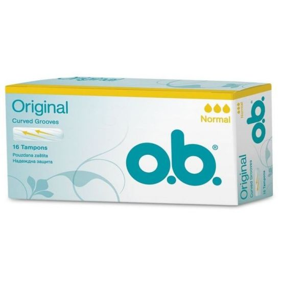 O.B. Original Normal 16τμχ