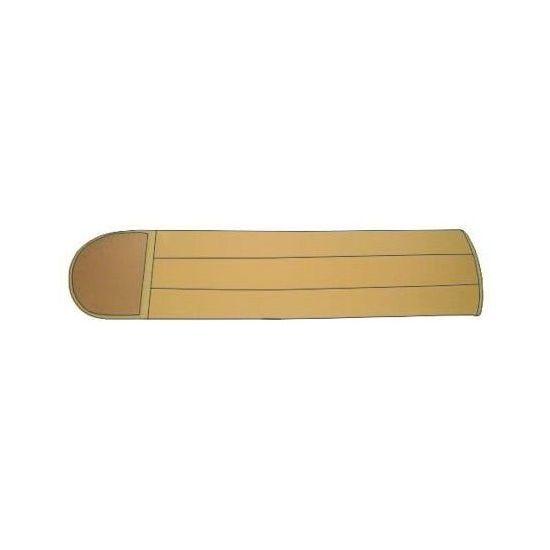 ADCO Ζώνη Μετεγχειρητική - Κοιλίας (04302) Κατακευασμένη από υφαντό ελαστικό υλικό.Κλείσιμο με Velcro. Κατάλληλη για μετεγχειρητική υποστήτιξη στην κοιλιακή χώρα, για μικρής έκτασης προβλήματα, 24 cm, 1 τεμάχιο