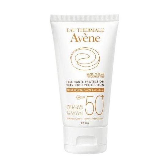 Avene Eau Thermale Creme Minerale SPF50+, 50ml