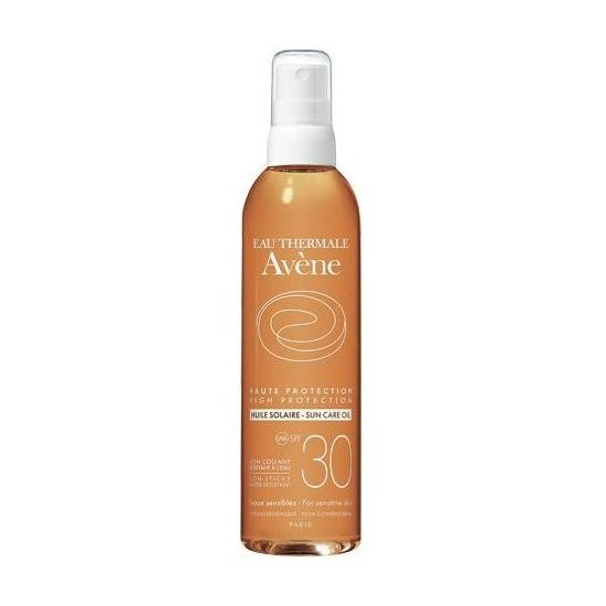 Avene Sun Care Oil SPF30, 200ml