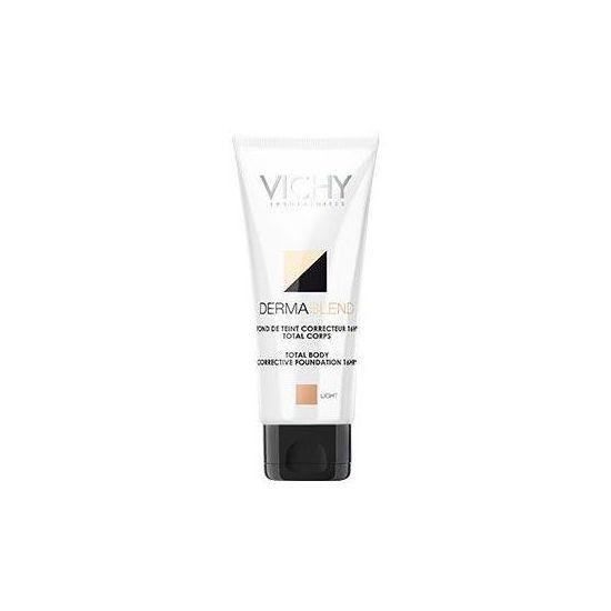 Vichy Dermablend Total Body Foundation Colour Tan SPF15 Διορθωτικό make up για το Σώμα 100ml