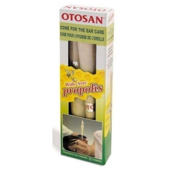 Otosan Κώνοι Καθαρισμού Αυτιών, 2 τμχ