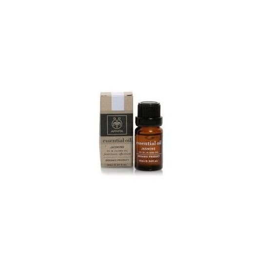 Apivita Essential Oil, Αιθέριο Έλαιο 10% με Γιασεμί, 10ml