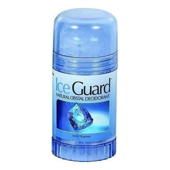 Optima Ice Guard Natural Crystal Deodorant Twist Up, 120gr