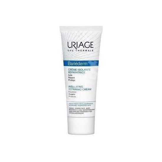 Uriage Bariederm Cream Isolante Reparatrice, 75ml