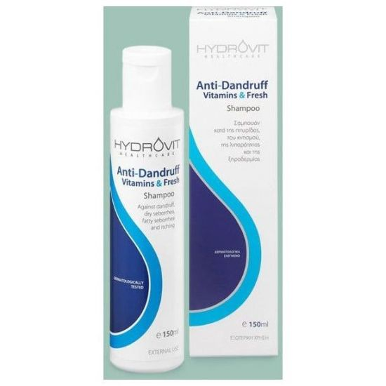 Hydrovit Anti-Dandruff Shampoo, 150ml