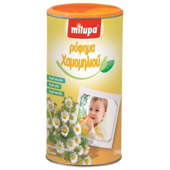 Milupa Με Εκχύλισμα από Χαμομήλι 200gr
