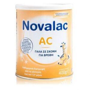 Novalac AC Παρασκεύασμα για Βρέφη από τη Γέννηση 400gr