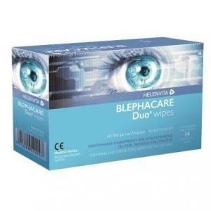 Helenvita Blephacare Duo Wipes, 14tmx