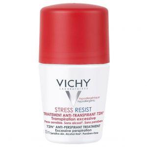 Vichy Deodorant Stress Resist 72ώρες Roll-On, 50ml