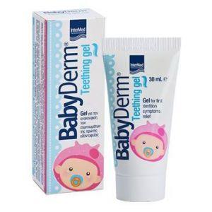 Intermed Babyderm Teething Gel, 30ml