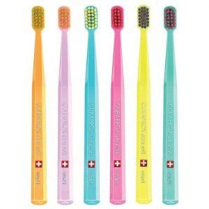 Curaprox CS 7600 Smart Ultra Soft Οδοντόβουρτσα Πολύ Μαλακή, 1τμχ