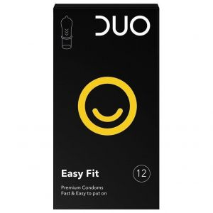 DUO Easy Fit, 12τμχ