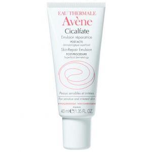 Avene Eau Thermale Cicalfate Emulsion Reparatrice Post-Acte,  40ml