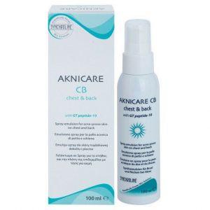 Synchroline Aknicare Chest & Back, 100ml