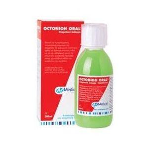 Medical Pharmaquality Octonion Oral Mouthwash Φυτικό Στοματικό Διάλυμα, 200ml