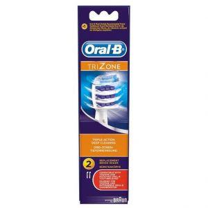 Oral B Trizone Ανταλλακτικά, 2τμχ