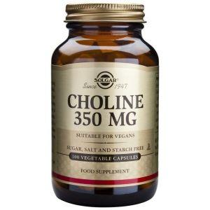 Solgar Choline 350mg, 100caps