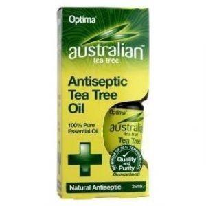 Optima Australian Tea Tree Antiseptic Oil, 10 ml