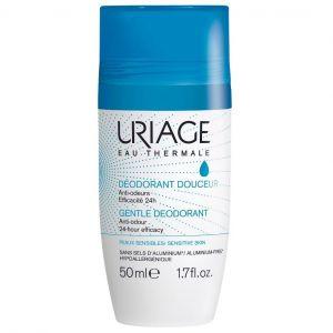 Uriage Deodorant Douceur Roll-On, 50 ml