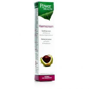 Power Health Haemocream, Μαλακτική Κρέμα για τις Αιμορραϊδες, με Ανακουφιστική Δράση, 50ml